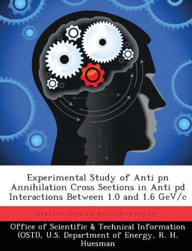 Experimental Study of Anti pn Annihilation Cross Sections in Anti pd Interactions Between 1.0 and 1.6 GeV/c