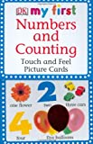 Jane Yorke Numbers and Counting: Touch and Feel Picture Cards (DK My First...(Flash Cards))