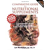Comparative Guide to Nutritional Supplements ~ Lyle MacWilliam
