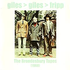 The Brondesbury Tapes (1968)