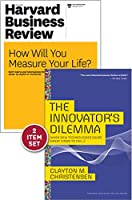 The Innovator's Dilemma with Award-Winning Harvard Business Review Article �How Will You Measure Your Life?�