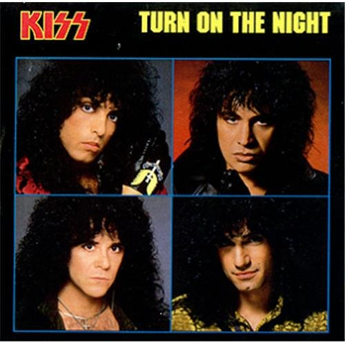 Turn on the night (4 tracks, 1987/88)