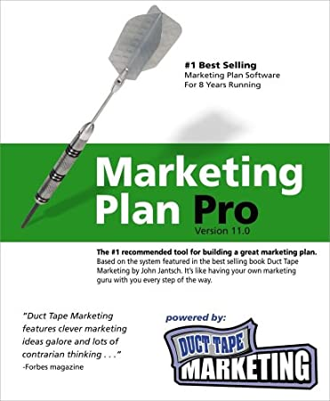 Palo Alto Marketing Plan Pro 11.0 Powered by Duct Tape Marketing  [Download]