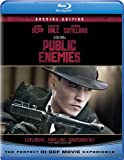 Public Enemies (Special Edition) [Blu-ray] (Bilingual)