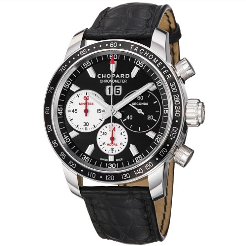 Chopard Jacky Ickx Edition V Chronograph Mens Watch 168543-3001