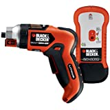 Black & Decker Lithium-Ion SmartDriver & Stud Finder - Manufacturer Reconditioned
