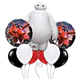 Big Hero 6 Mylar Balloon Bouquet