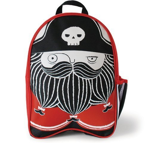 Stuf Friends - Kid Backpack - 'Pirate Captain' - 1