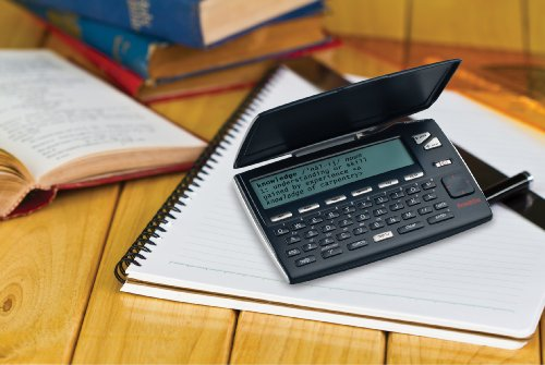 electronic dictionary and thesaurus amazon