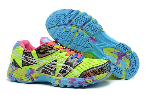 Women Model S Gel Noosa 5 Tri Zdfrsdgkkfr Shoes Asics Running Last 8 WEH29YID