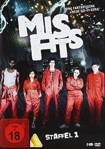 Misfits - Staffel 1 [2 DVDs]