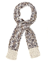 M&S Collection Knitted Scarf