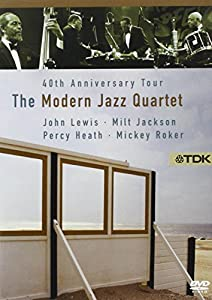 Modern Jazz Qrt 40th Ann. Tour