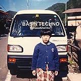 Amazon.co.jp: 岡崎体育 : BASIN TECHNO(初回生産限定盤)(DVD付) - ミュージック