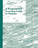 A Programmed Learning Guide to Finance