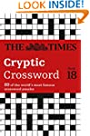 Times Cryptic Crossword Book 18: 80 o...