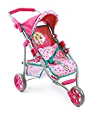 Bayer Chic 2000 613 79 - muñecas y accesorios de bebé - cochecito Lola, Capt'n Sharky
