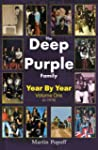 The Deep Purple Family: Year by Year...