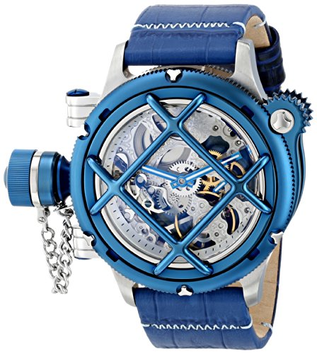 Invicta-Mens-16372-Russian-Diver-Analog-Display-Mechanical-Hand-Wind-Blue-Watch