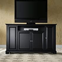 Hot Sale Crosley Furniture Alexandria 60-Inch TV Stand, Black