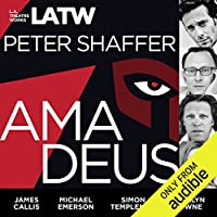 Amadeus audio book