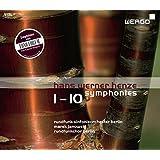 Henze: Symphonies 1-10