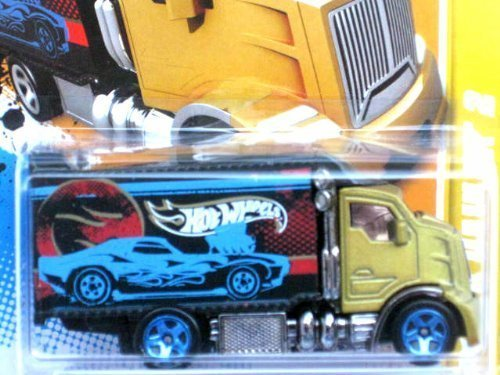 2012 Hot Wheels New Models Hiway Hauler 2 VHTF