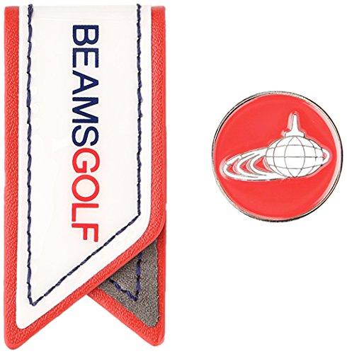 (ビームスゴルフ) BEAMS GOLF / ポケットコインマーカーII 81040344522 90 (TRICO/ONE SIZE)