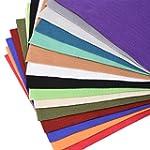Mudder 15 Pieces Felt Fabric Sheet fo...