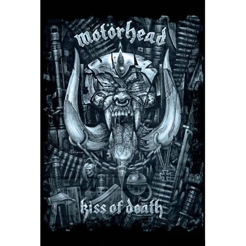 Motörhead - Poster Kiss Of Death