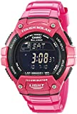 Casio Women's WS220C-4BV Casio Tough Solar Powered Sport Watch