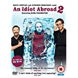 An Idiot Abroad 2 [DVD]by Karl Pilkington