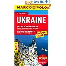 MARCO POLO Reiseführer Ukraine: Reisen mit Insider Tipps