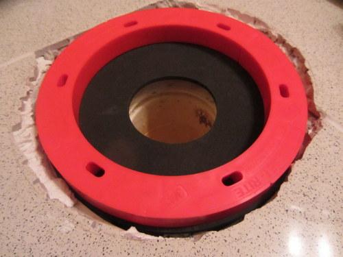 Set Rite Toilet Flange Extender Kit Adjustable From 1 4