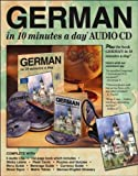 German in 10 Minutes A Day Audio CD Program