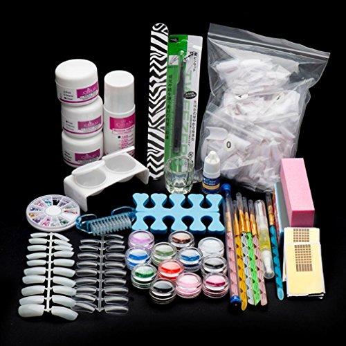 overdose-22-acrylique-nail-art-conseils-poudre-liquide-brosse-briller-tondeuse-appret-kit-de-jeu-de-