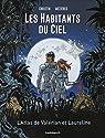 L'atlas de Valérian et Laureline : Les habitants du ciel par Mézières
