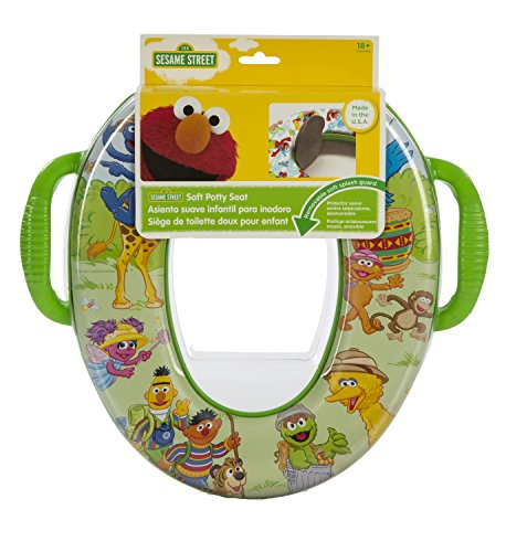 Potty Seat Sesame Street