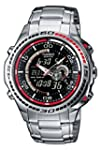 Casio Edifice Herren-Armbanduhr Analo...