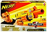 Toy - Nerf 18616148 - Barricade RV-10 batteriebetriebener Soft Dart Blaster