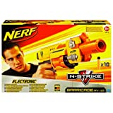 Nerf N-Strike Barricade RV-10by Hasbro