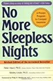 img - for No More Sleepless Nights book / textbook / text book