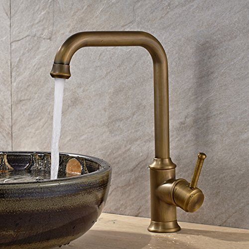 Top Best 5 Kitchen Faucet Antique Brass For Sale 2016 Product Boomsbeat