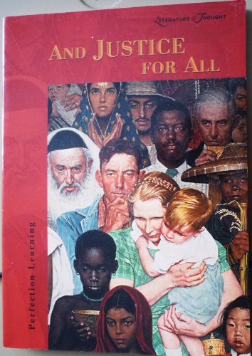 Literature & Thought: And Justice for All (Cover-To-Cover Books)