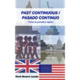 Past continuous / pasado continuo (Fichas de gramática inglesa)