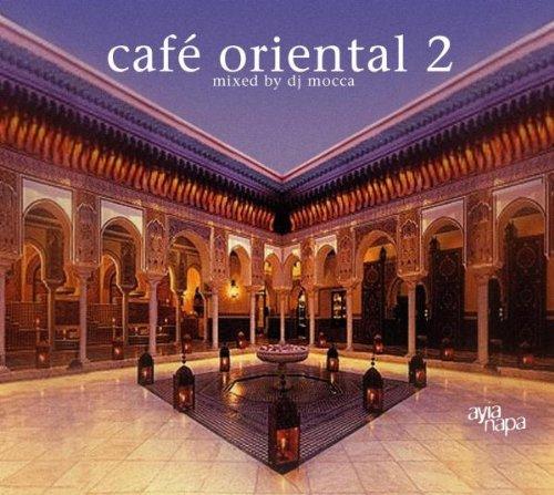 Cafe Oriental Vol. 2, VARIOUS ARTISTS