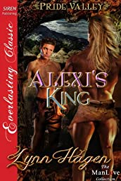 Alexi's King [Pride Valley 1] (Siren Publishing Everlasting Classic ManLove)