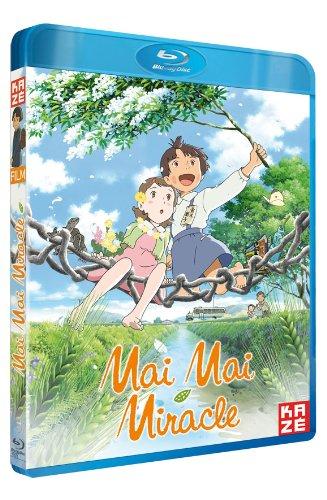 Шинко с вихром и тысячелетняя магия / Maimai Shinko to sennen no maho (2009) BDRip от HQ-ViDEO