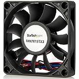 StarTech.com FAN7X15TX3 Ventilateur PC à Roulement à Billes Alimentation TX3 70 mm 1x Molex Fan TX3 Femelle