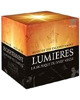 Lumières : La Musique du XVIIIème siècle (Coffret 29 CD + 1 CD-Rom)